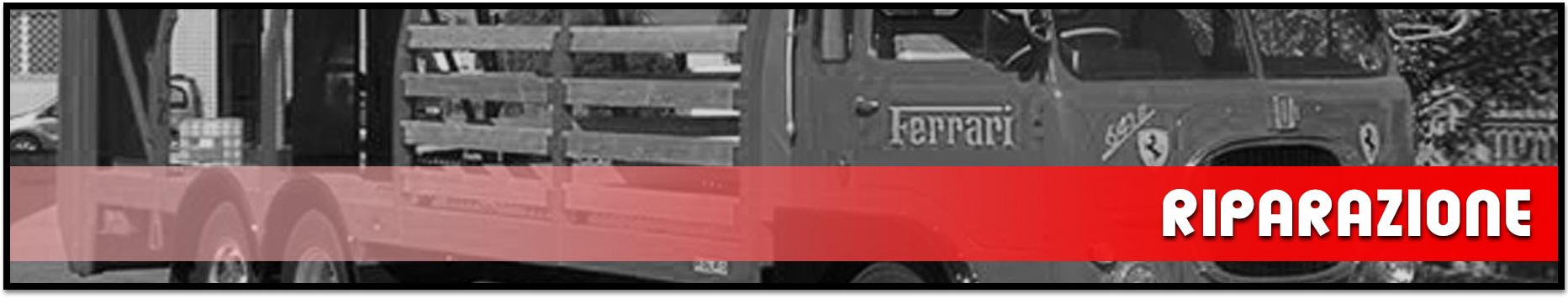 banner riparazione minicar snc